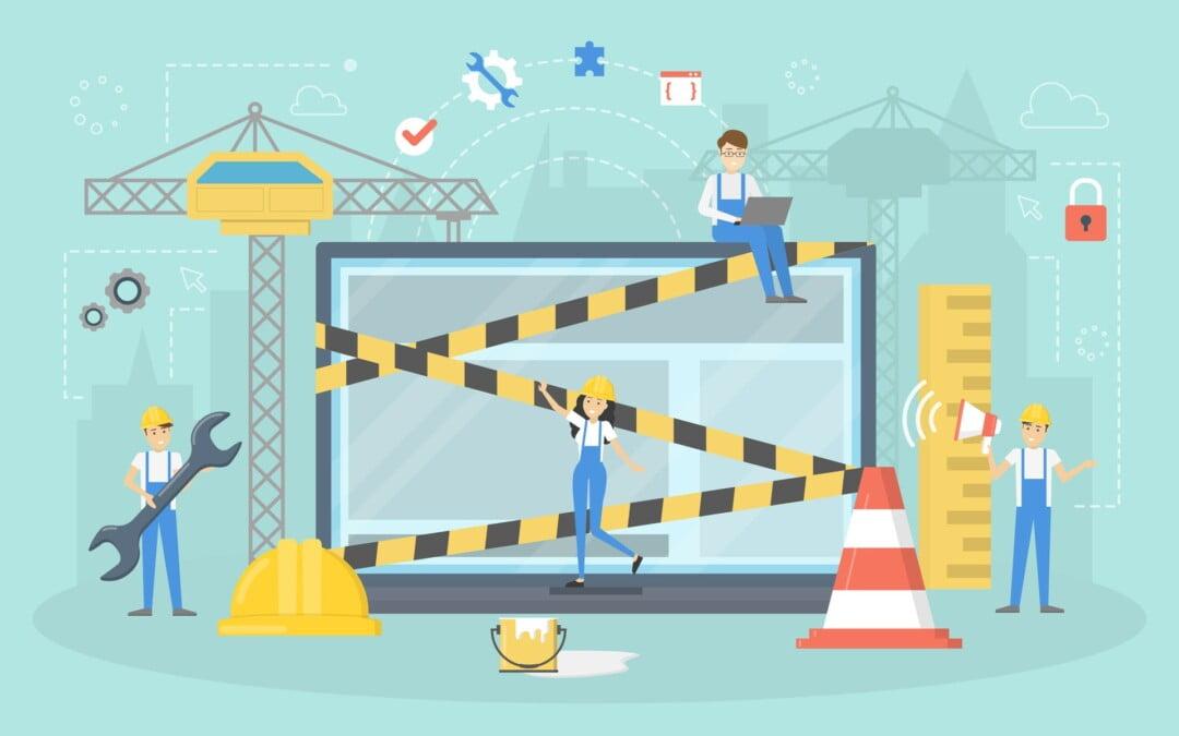 Website Development – How to Avoid Major Disasters